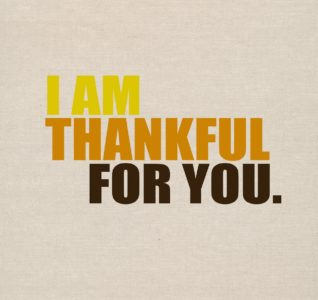 What am I Thankful for in Business?